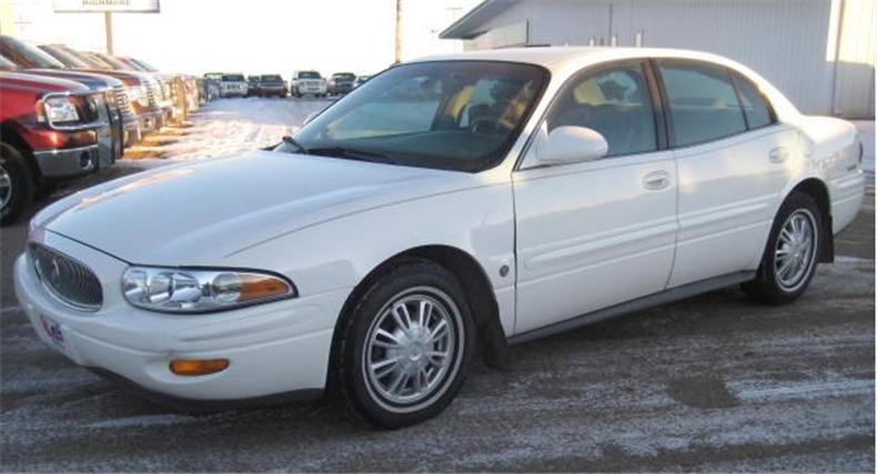 Buy 2002 Buick LeSabre Limited Car