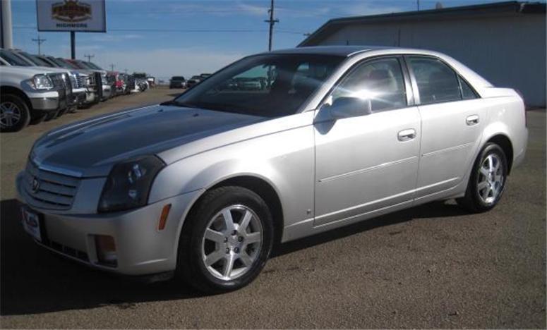 Buy 2006 Cadillac CTS Car