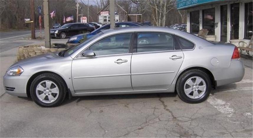 Buy 2007 Chevrolet Impala LT2 3.5L Car