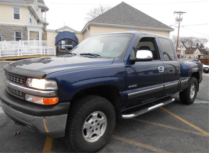 Buy 2001 Chevrolet Silverado 1500 LT Ext. Cab Long Bed 4WD Truck