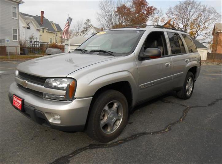 Buy 2004 Chevrolet TrailBlazer LT 4WD SUV