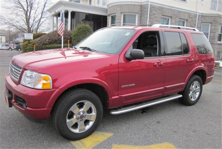 Buy 2004 Ford Explorer Limited 4.0L 4WD SUV