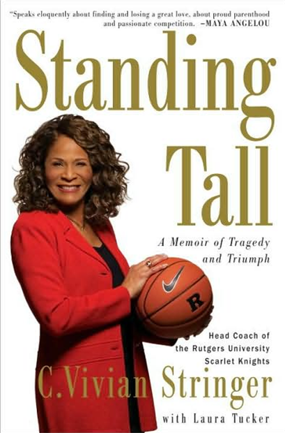 Buy Standing Tall by C. Vivian Stringer (Softcover) Book