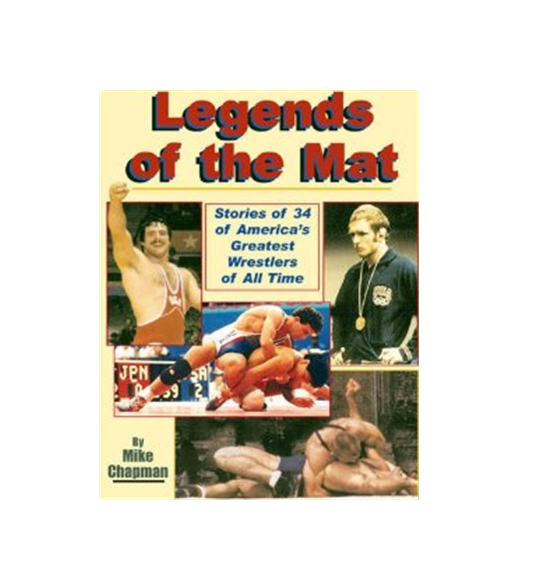 Buy Legends of the Mat by Mike Chapman (Hardcover) Book