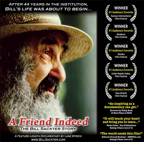 Buy A Friend Indeed: The Bill Sackter Story DVD