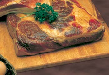 Buy Hickory Smoked Slab Bacon (6 - 7 lbs)