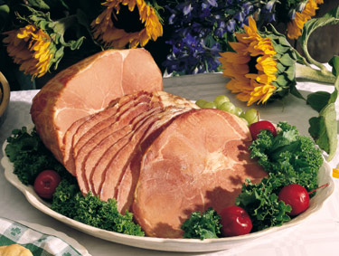 Buy Boneless Cooked Country Ham, 3.5 lbs (Sliced)
