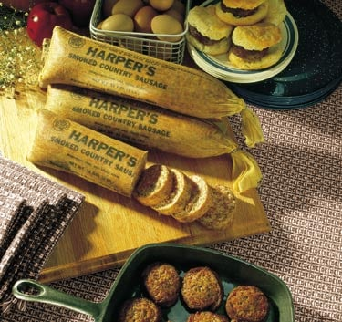 Buy Hickory Smoked Country Sausage (Six-2 lb Rolls)