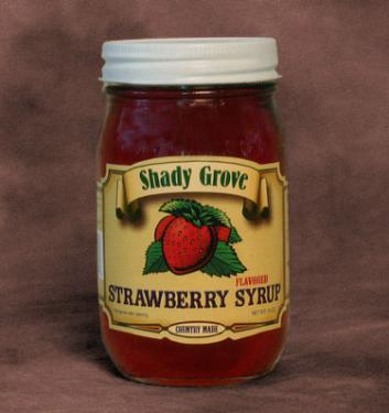 Buy Strawberry Syrup