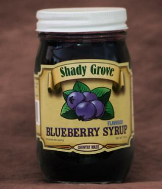 Buy Blueberry Syrup