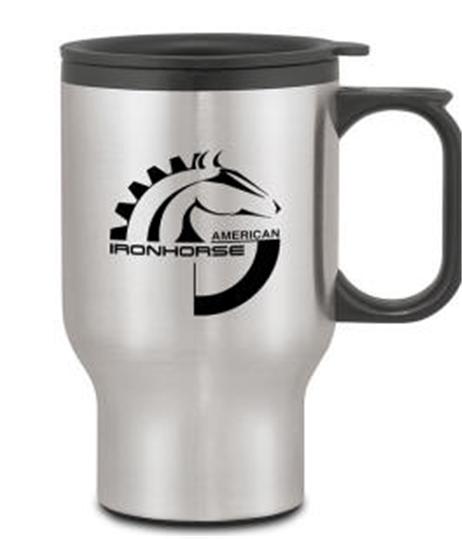 Buy Steel Travel Mug