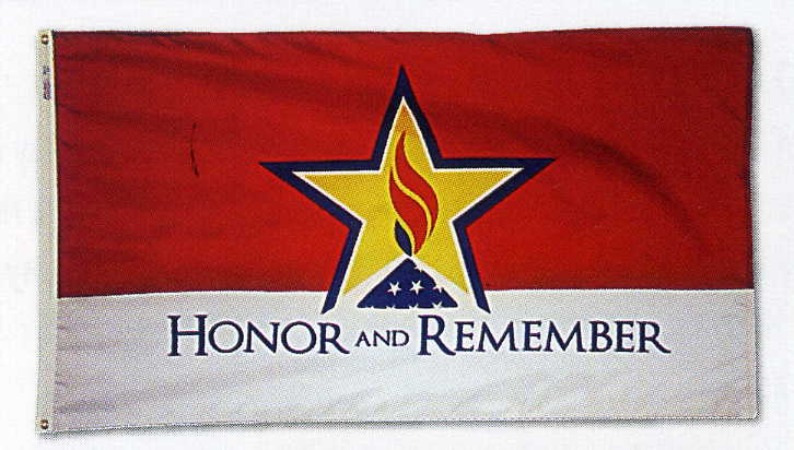 Buy 2 X 3 Ft Honor And Remember Flag
