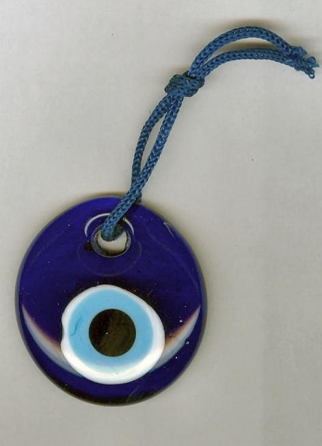 Buy Evil Eye Blue Glass Talisman