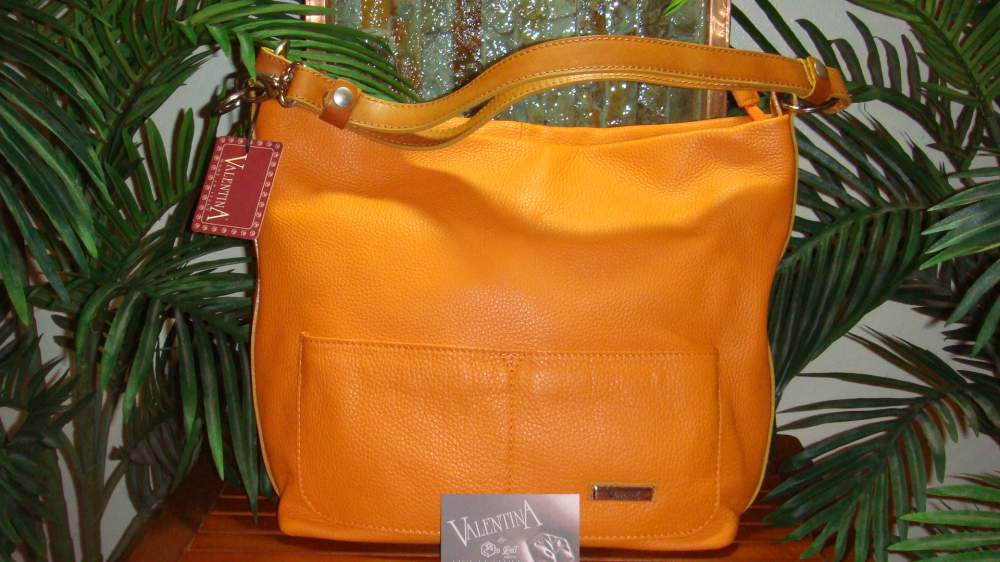 Buy Style 1516 Orange Handbag
