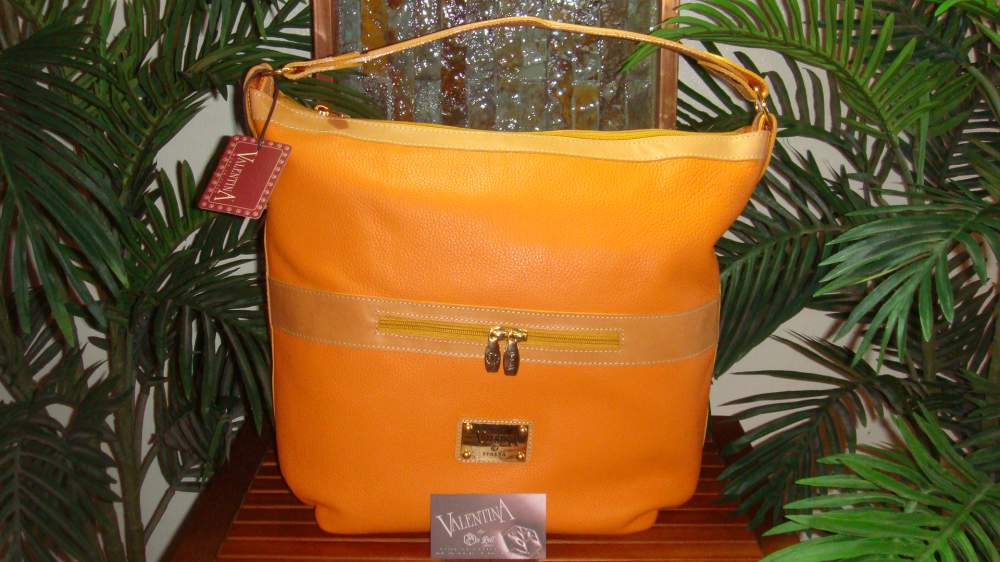 Buy Style 19148 Orange Handbag