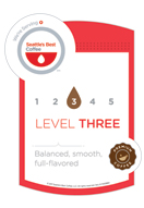 Buy Level 3 Regular A smooth complex coffee
