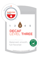 Buy Level 3 Decaf Two parts great flavor coffee