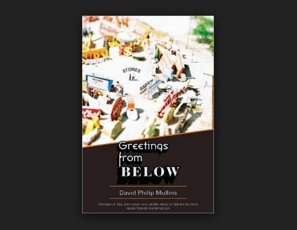 Buy Greetings From Below By David Philip Mullins Book