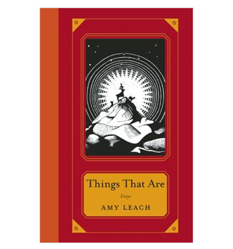 Buy Things That Are (Hardcover) By Amy Leach Book