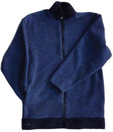 Buy Berber Trimmed Fleece Jacket