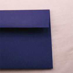 Basis Premium Envelope A7[5-1/4x7-1/4] Blue 50/pkg