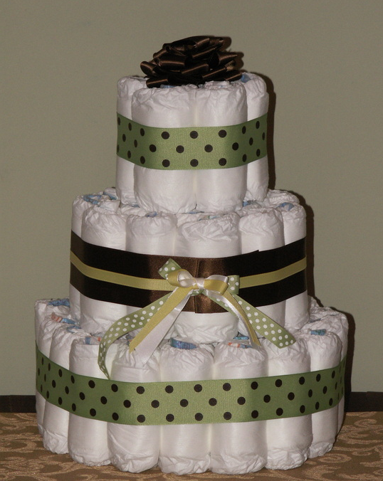 Buy Classic Diaper Cake