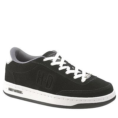 Buy Harley Davidson Steel Toe Black Skate Shoes
