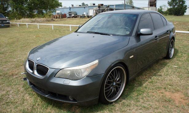 Buy 2004 BMW 5 Series