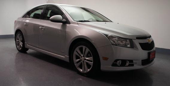 Buy 2012 Chevrolet Cruze