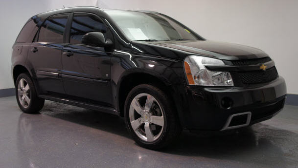 Buy 2008 Chevrolet Equinox