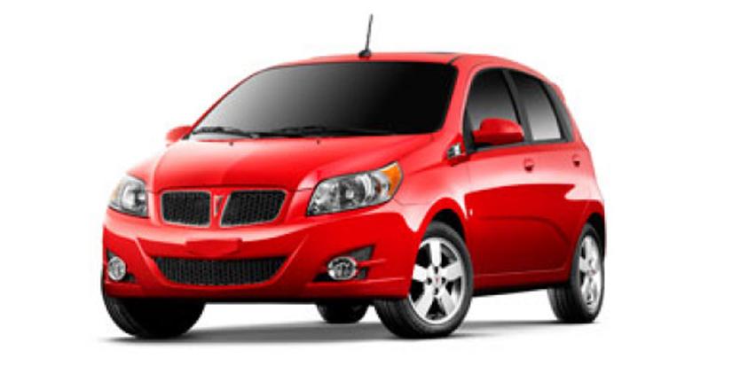Buy Pontiac G3 Car