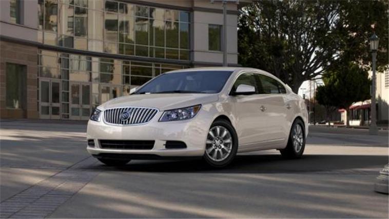 Buy Buick LaCrosse Car