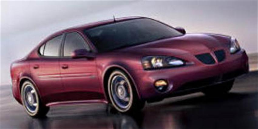 Buy Pontiac Grand Prix Car