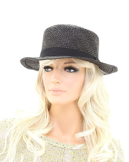 Buy LADIES FASHION FEDORA HAT