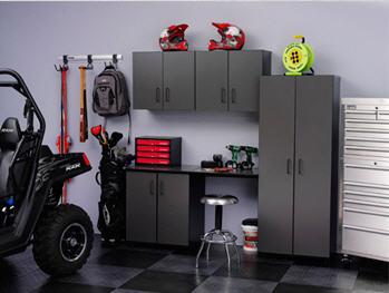 Buy 5-PIECE GARAGE STORAGE SYSTEM