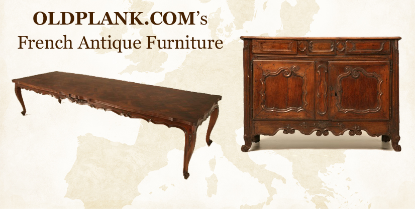 Buy Antique Furniture, Antique French Furniture, Antique Furniture Store - OldPlank Road