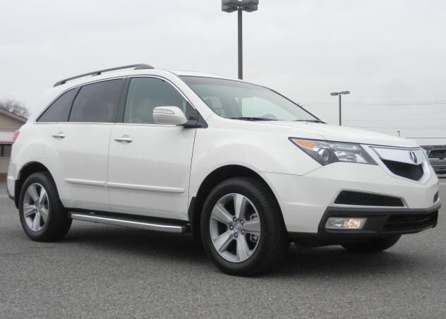 Buy 2010 Acura MDX w/Tech
