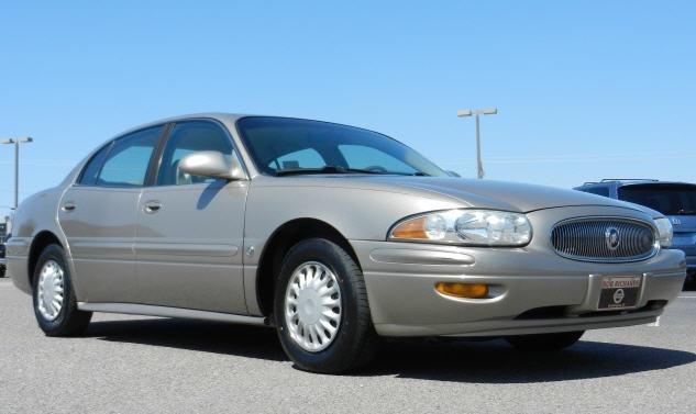Buy 2004 Buick LeSabre Custom