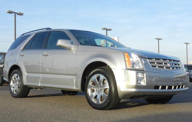 Buy 2007 Cadillac SRX V6