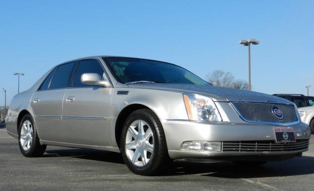 Buy 2006 Cadillac DTS