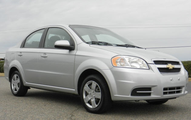 Buy 2011 Chevrolet Aveo LT