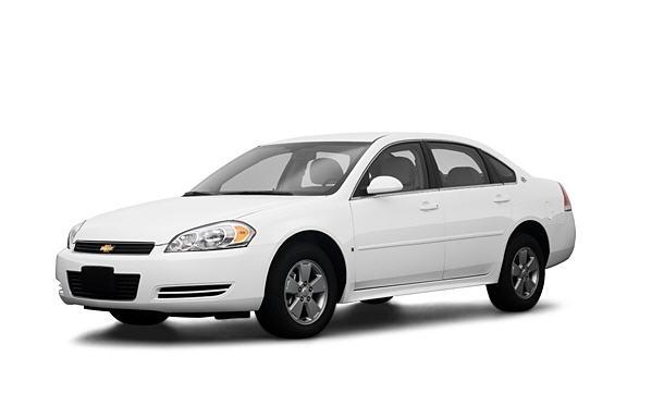 Buy 2009 Chevrolet Impala LTZ
