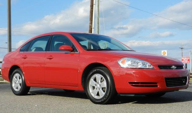 Buy 2008 Chevrolet Impala LT