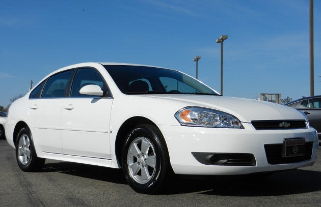 Buy 2010 Chevrolet Impala LT