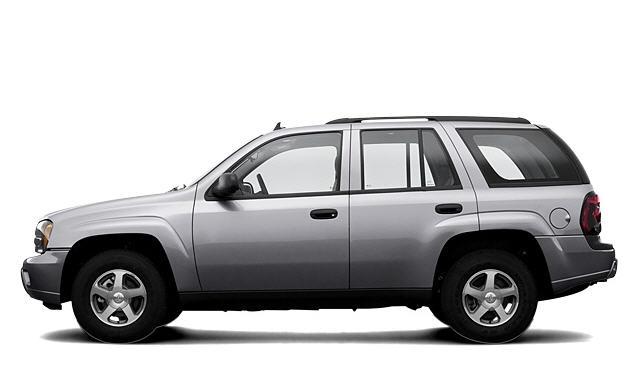 Buy 2006 Chevrolet TrailBlazer