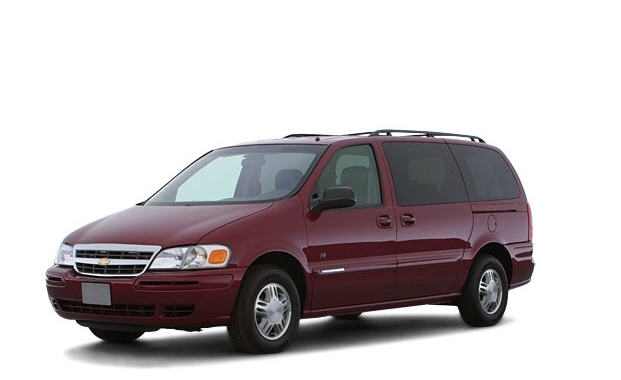 Buy 2002 Chevrolet Venture Warner Brothers
