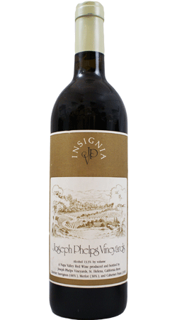Buy 1986 Joseph Phelps Insignia, Napa (750ml)