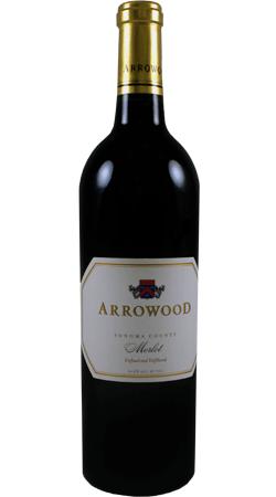 Buy 2001 Arrowood Merlot, Sonoma (750ml)
