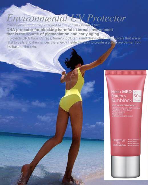 Buy Helio MED Potency Sunblock SPF 50+/PA+++