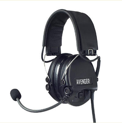 AVENGER COMMUNICATIONS HEADSET